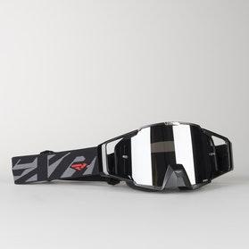 Gogle Cross FXR Pilot HiVis-Czarne