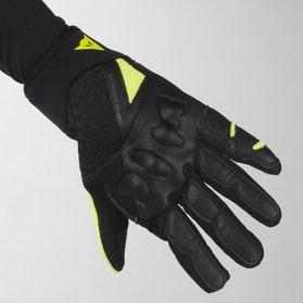 Rękawice Dainese X-Moto Czarno-Neonowo-Żółte
