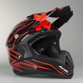 MX Helma Airoh Switch Spacer Oranžová
