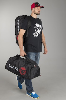 24MX Transformer Gym Bag 55L