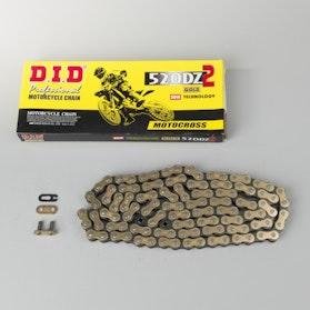 Łańcuch D.I.D G&B 520DZ2