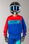 Alias A2 Youth Sidestacked MX Shirt Blue-Red