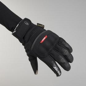 Rękawice Richa City Gore-Tex Czarne