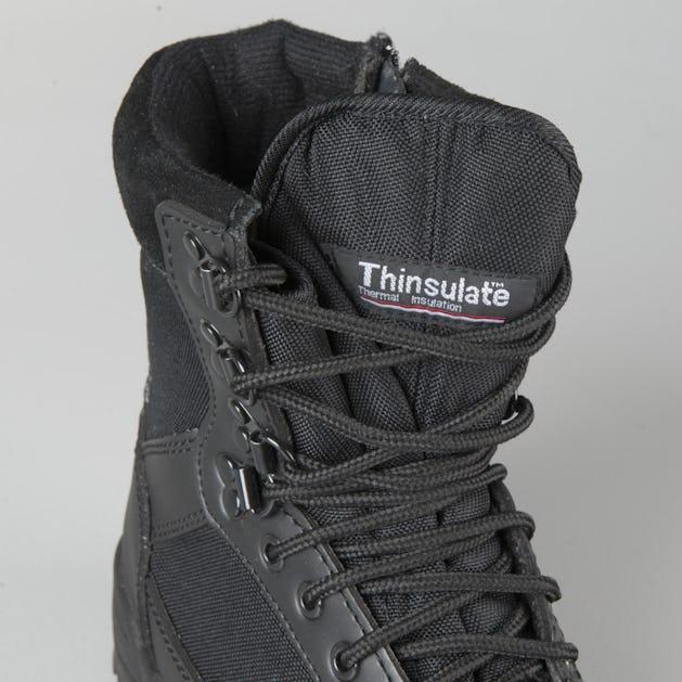 Brandit Zipper Tactical Shoes - Black