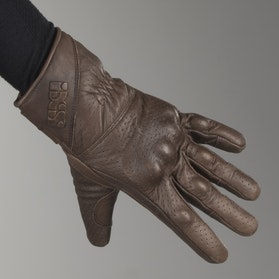 IXS Belfast Women's Vintage Gloves - Brown