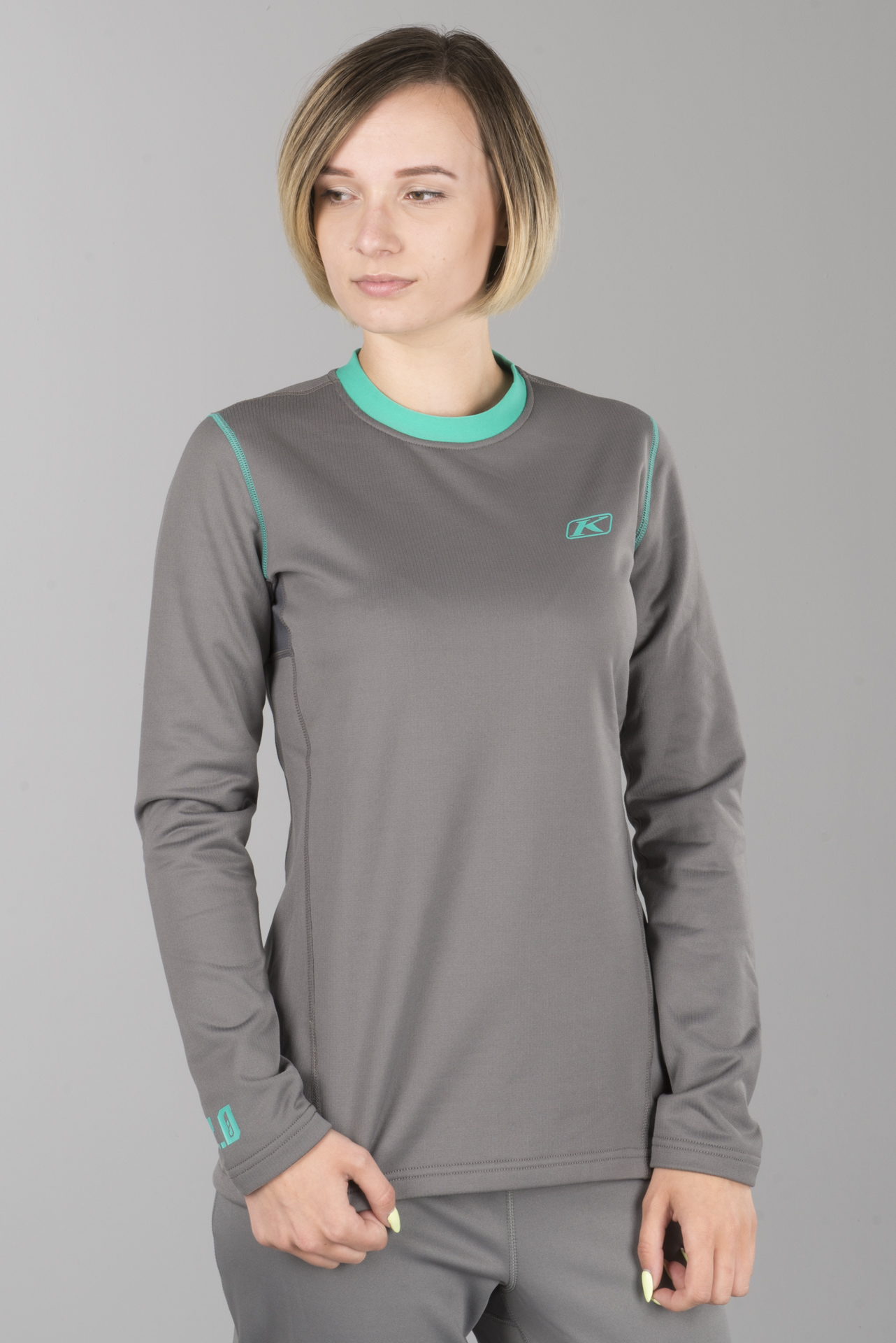 XL, Black Klim Women/'s Solstice Shirt 2.0