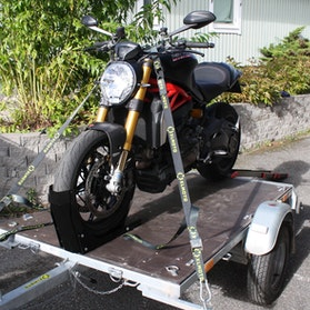 Tie Down Strap XLMOTO Pull Up