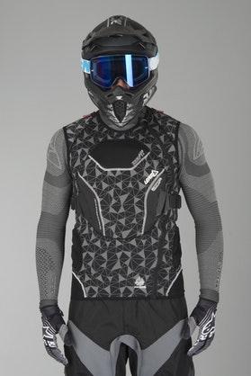 Leatt 3DF Airfit Lite Protection Vest - Black
