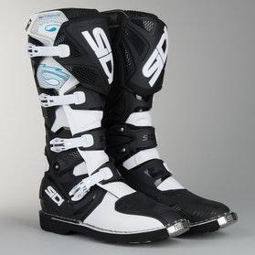 Cross støvler Sidi X-Treme Hvid-Sort
