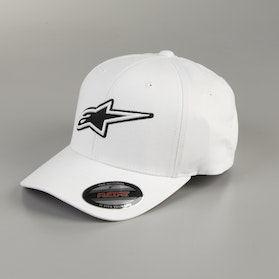 Alpinestars Corporate Cap White