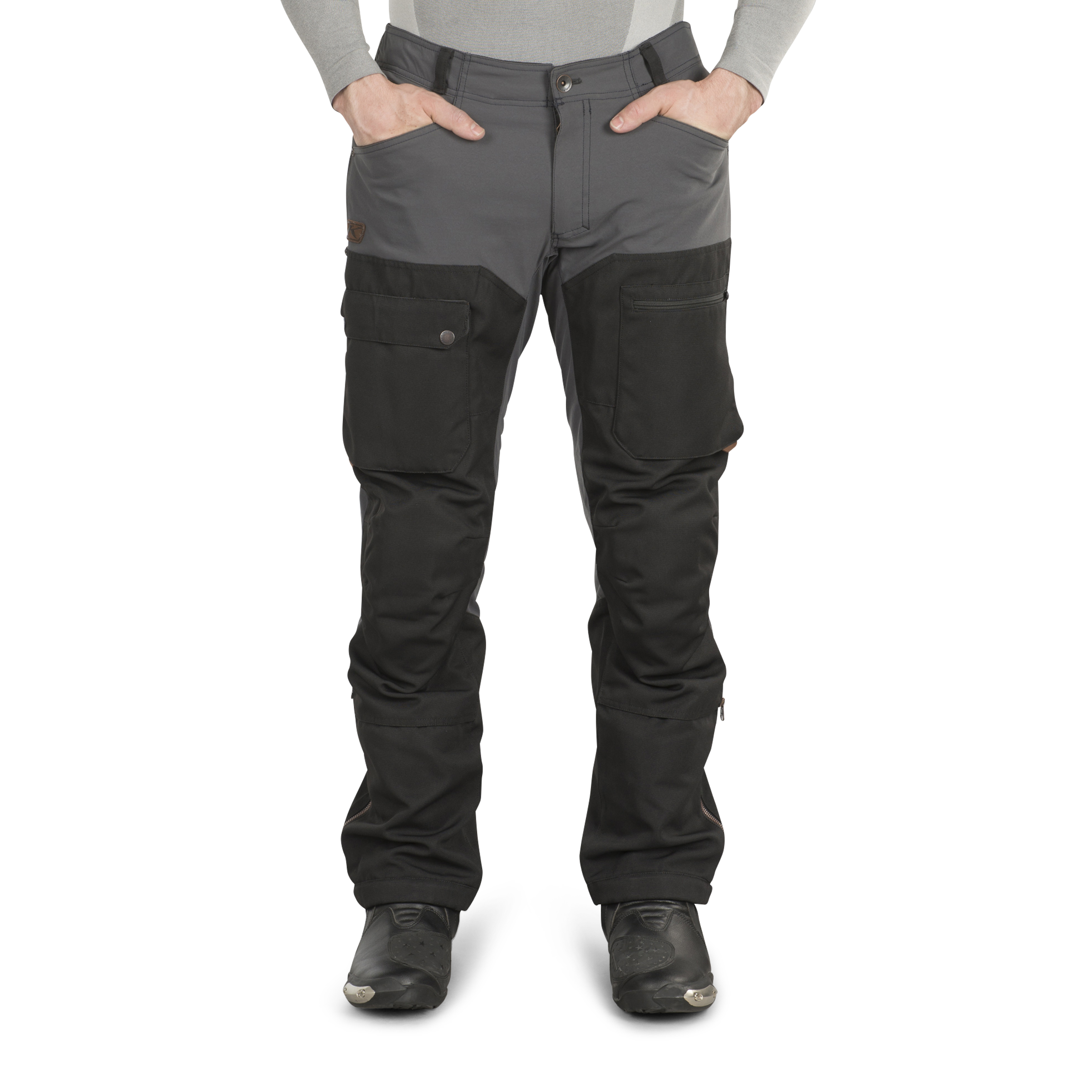 bukser med lommer på lårene
