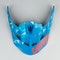 GPX 4.5 V25 #M-XXL Helmet Screen Blue-White
