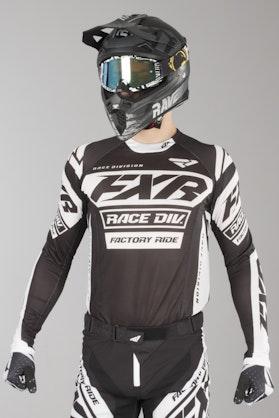 Bluza Cross FXR Revo Czarno-Biała