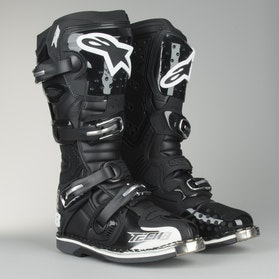 Alpinestars TECH 8 RS MX Boots - Black