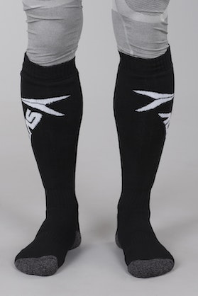 Alias MX LRY8 Youth Socks Black