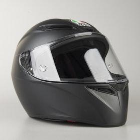 AGV S Solid Helmet Matte Black