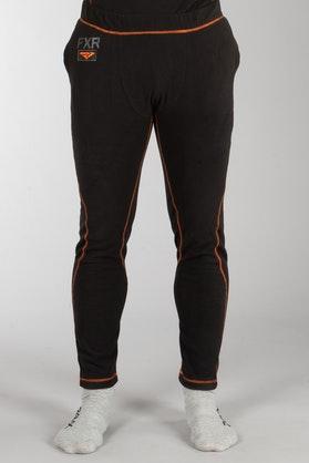 Funkční Spodní Kalhoty FXR Pyro Thermal Černo-Oranžové