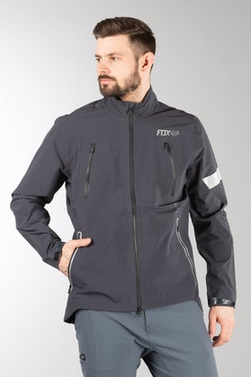 Fox Legion Downpour Jacket Charcoal